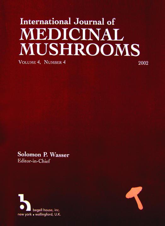 国际药用真菌杂志