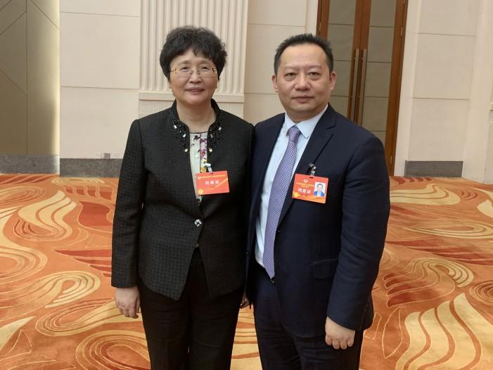 吉林省委常委、组织部长王晓萍