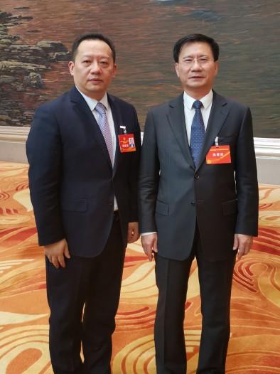 吉林省委常委、统战部长李景浩-美容